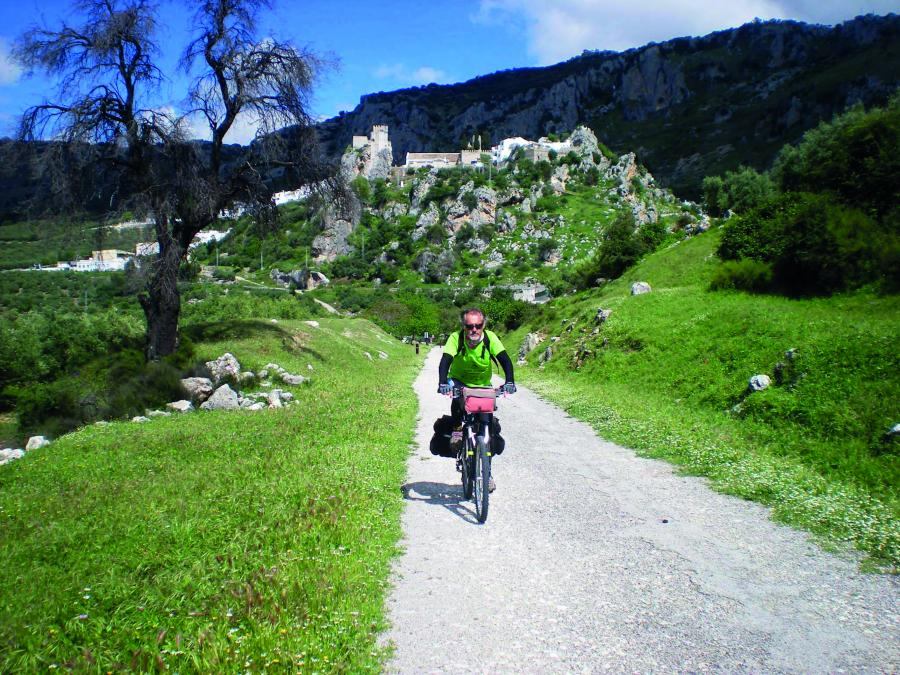 Spanien, E-Bike-Reise durch Andalusien